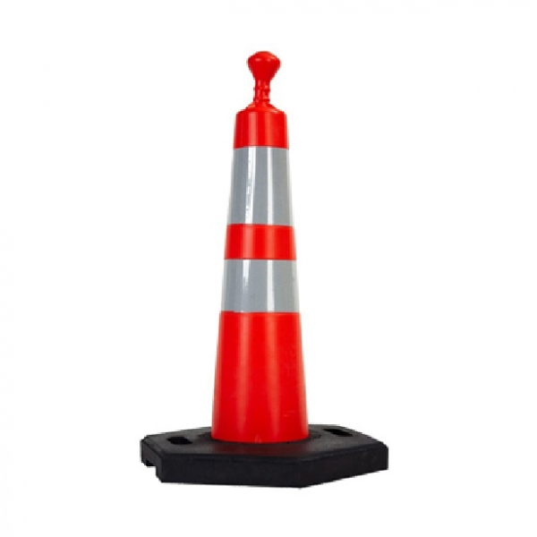temporary taxiway closure barricades grabber cone