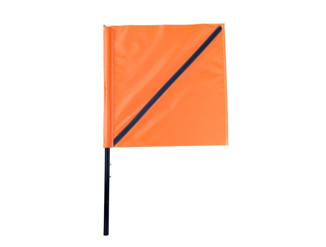 Airport Barricade Safety Flag 6