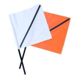 Airport Barricade Safety Flag 7