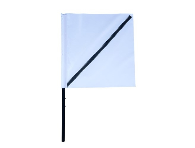 Airport Barricade Safety Flag 8