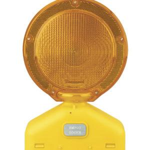 Amber Type A & C Barricade Light
