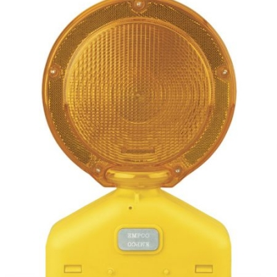 Amber Type A & C Barricade Light